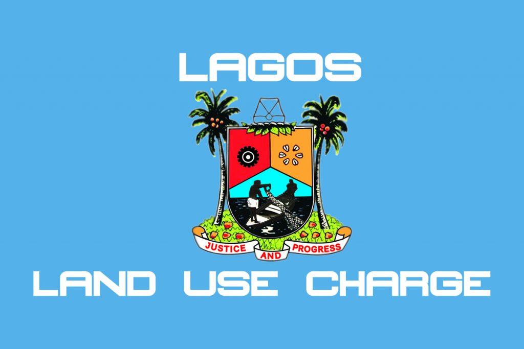Lagos land use charge