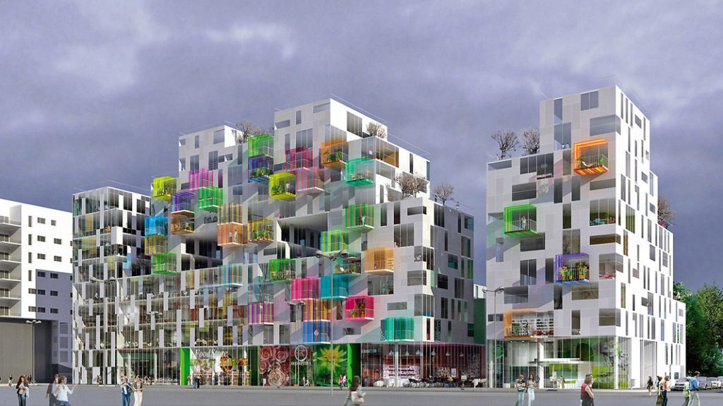 Mixed-Use Real Estate