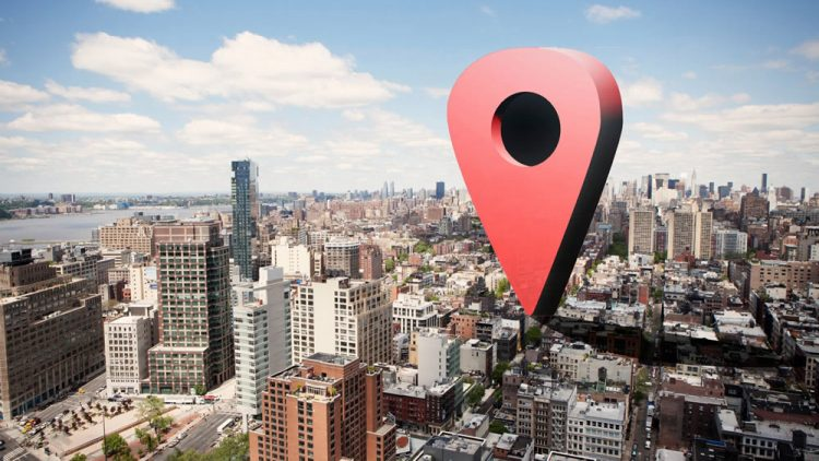 Real Estate Location as a franchisee